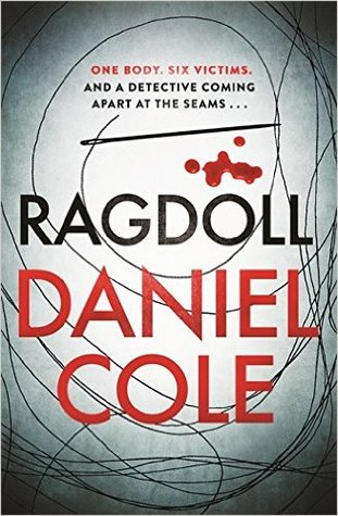Ragdoll, Daniel Cole, February release, new book ,publishing, Travelling Book Junkie