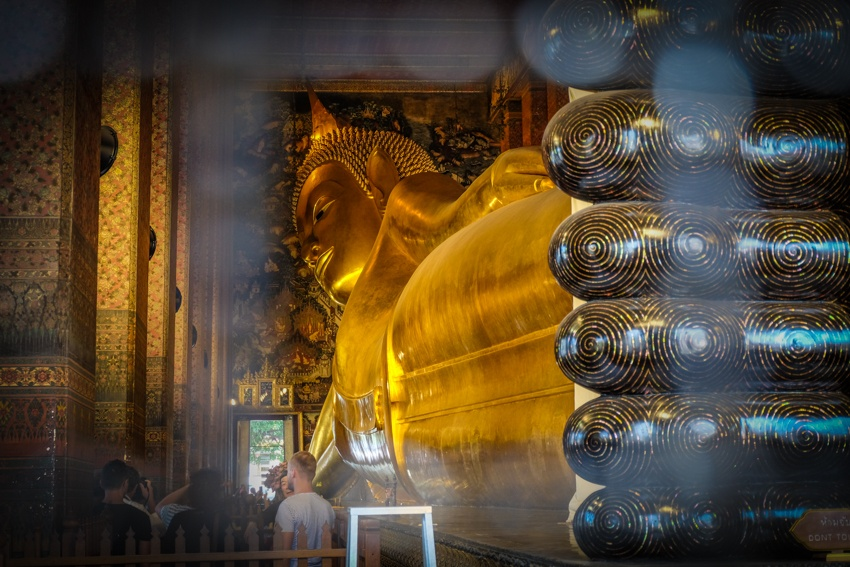 There Is More To Wat Pho Than The Giant Reclining Buddha
