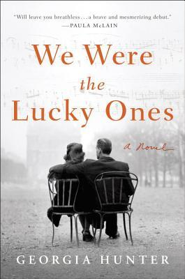 We Were The Lucky Ones, Georgia Hunter, February release, new book, publishing, Travelling Book Junkie