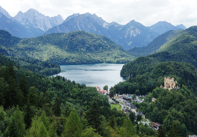 Bavaria, Germany: Where Mother Nature Wins and Relaxation Occurs