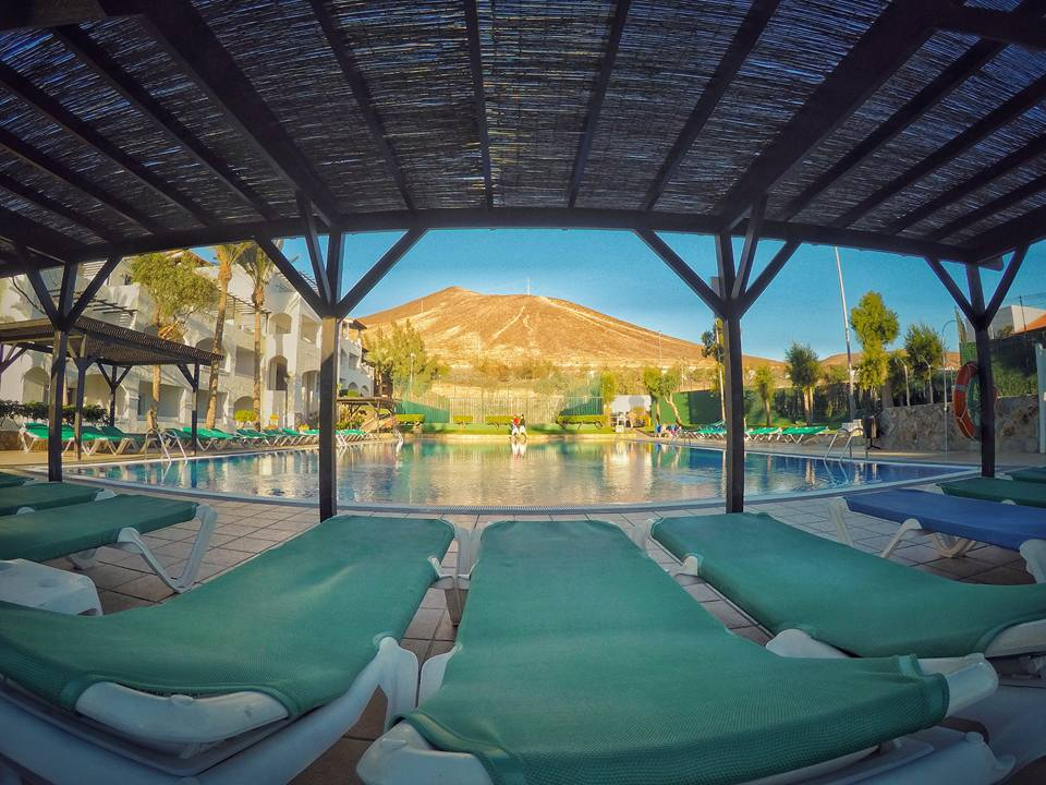 Pool, Fuentventura, Club Magic Life, family holiday, hotel, travel, Travelling Book Junkie