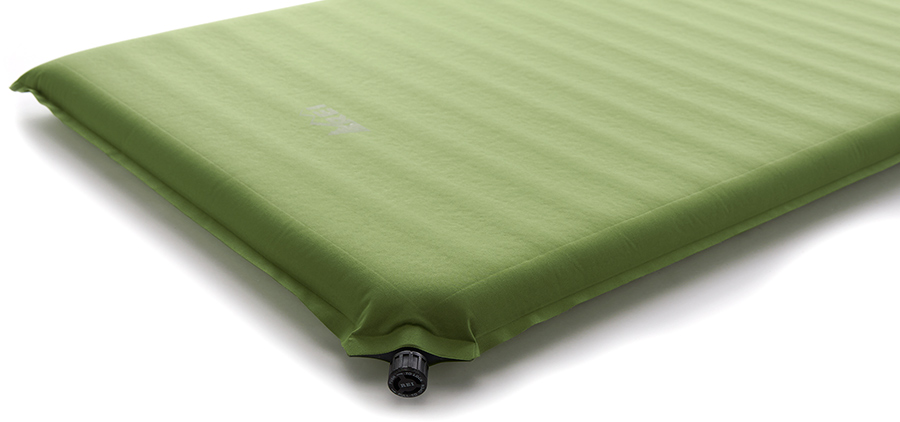 Inflatable roll mat, camping, hiking, great outdoors, travel, travelling book junkie