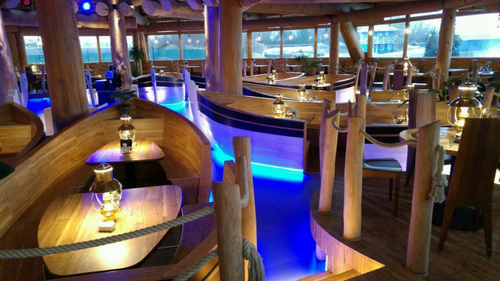 The Hafen Restaurant, Hotel Victory, Therme Erding, Munich, Germany, Travel, Travelling Book Junkie