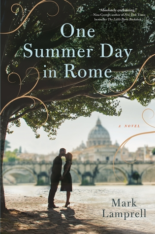 One Summer Day in Rome, Italy, Book Reviews, Travelling Book Junkie, Mark Lamprell