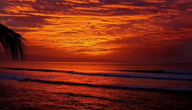 Exotic Places, Maui, Hawaii, Sunset