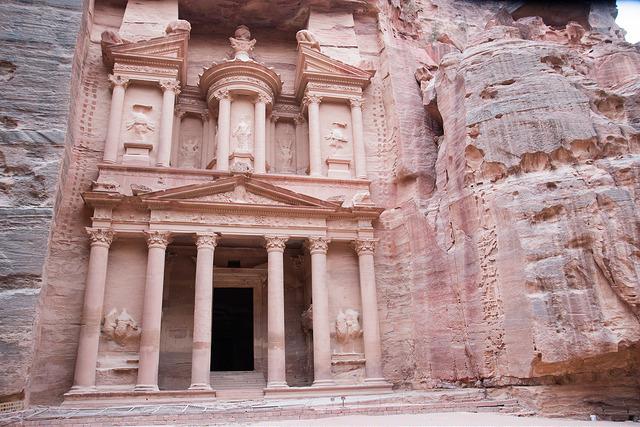 Exotic Places, Petra, Jordan