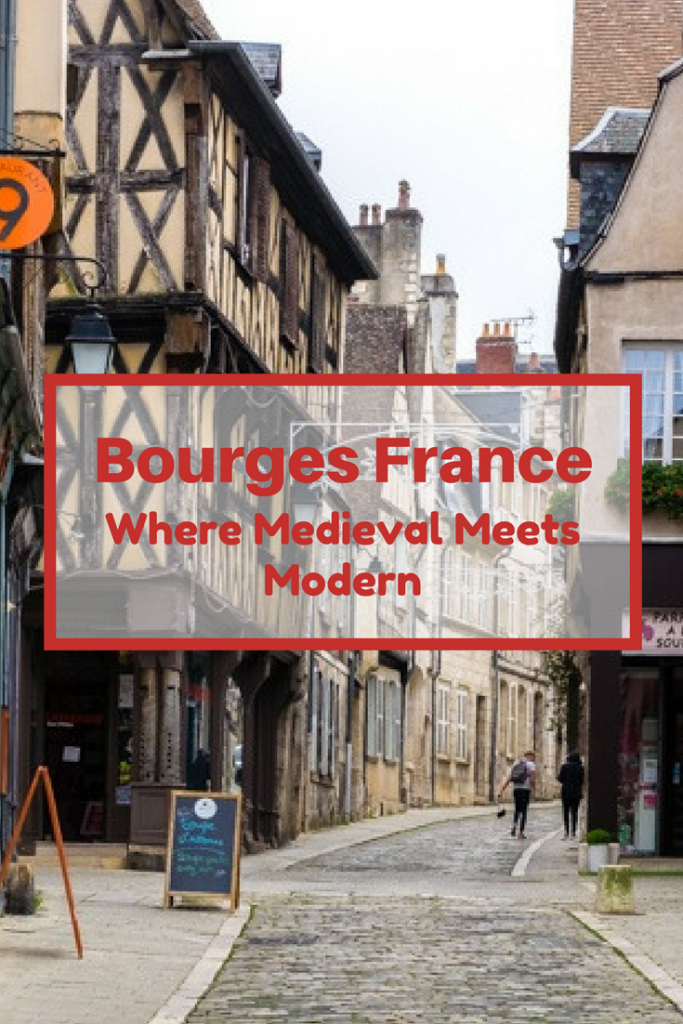 Bourges France, is a medieval city on the edge of the Loire Valley. Home to the Hotel de Bourbon, Mercure, where medieval meets modern.