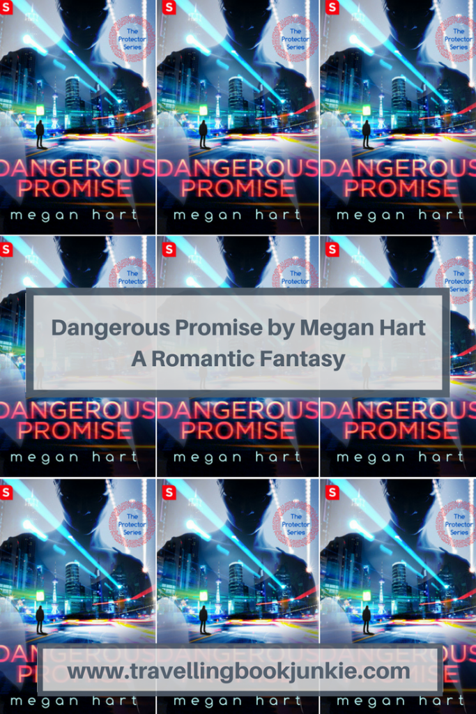 Read all about the new #novel by #MeganHart. Dangerous Promise is a #fictional story of #romance #fantasy and #erotica. Review by @tbookjunkie