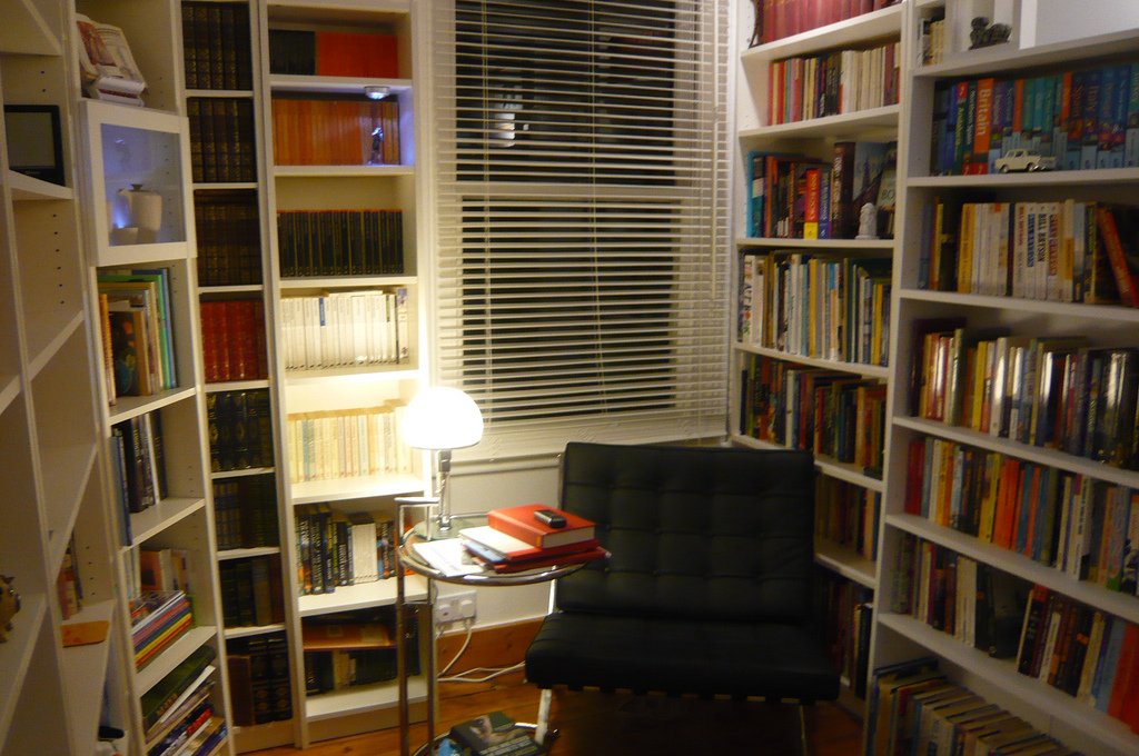 Home library, home shelving, bookshelf, bookshelves, Books, Bookworm, book life