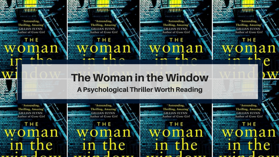 The Woman in the Window: Is It Fair to Compare A.J. Finn to Hitchcock?