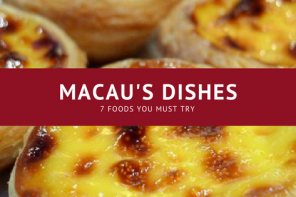 What are the foods that everyone should be trying when they visit #Macau in #Asia? Via @tbookjunkie