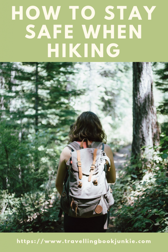 Considering hiking a mountain for the first time and not sure how to prepare. This handy guide highlights the things you need to consider in order to stay safe when in the great outdoors via @tbookjunkie