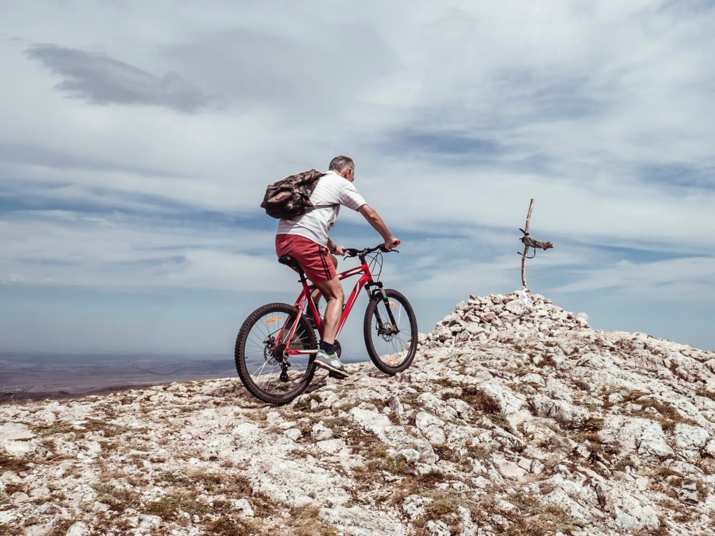 Cycling in Italy with some easy and more difficult routes so that there is something for everyone.