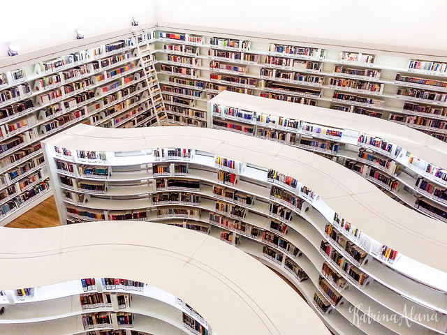 Library at Orchard in Singapore is one place all book lovers and bookworms should visit when in the city.