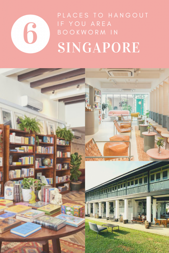 Looking for the best places to visit as a bookworm in Singapore? Do not worry, we have you covered. Here at @tbookjunkie we have found some of the best places for book lovers to visit while in the city.