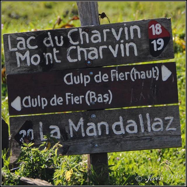 directions around Mont Blanc