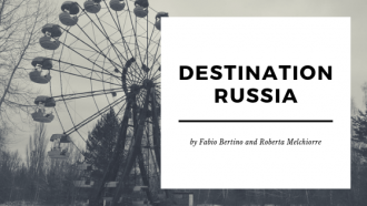 Destination Russia, a travel book worth reading