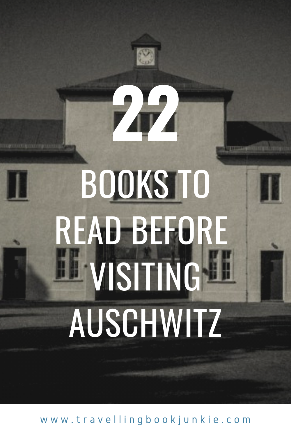 22 books to read before visiting Auschwitz via @tbookjunkie