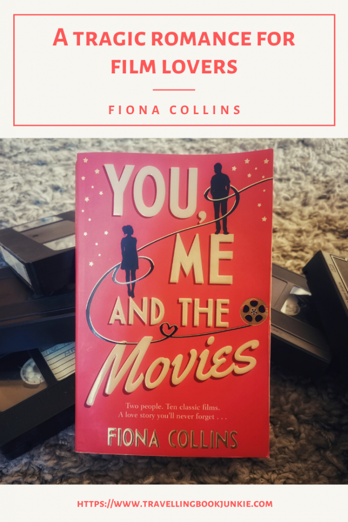 You, Me and The Movies by Fiona Collins is a tragic romance lovers that film buffs with really enjoy. Read the full review via @tbookjunkie to find out more.
