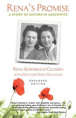 Rena's Promise by Rena Kornreich Gelissen, a story of sisters in Auschwitz