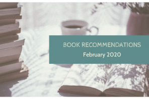 Book recommendations for February 2020 from Alison Barrow Transworld Books