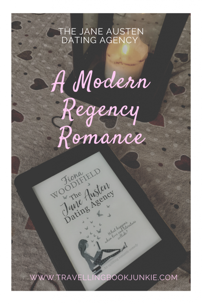 The Jane Austen Dating Agency by Fiona Woodifield is a modern day take on a regency classic. Read this full review via @tbookjunkie