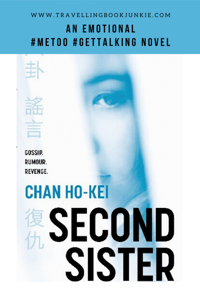 Second Sister by Chan Ho-Kei is an emotive read about cyber bullying, sexual harassment and suicide. Full review available via @tbookjunkie