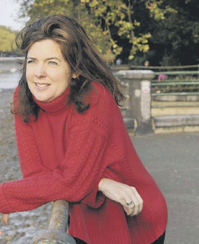 Author of The Authenticity Project, Clare Pooley
