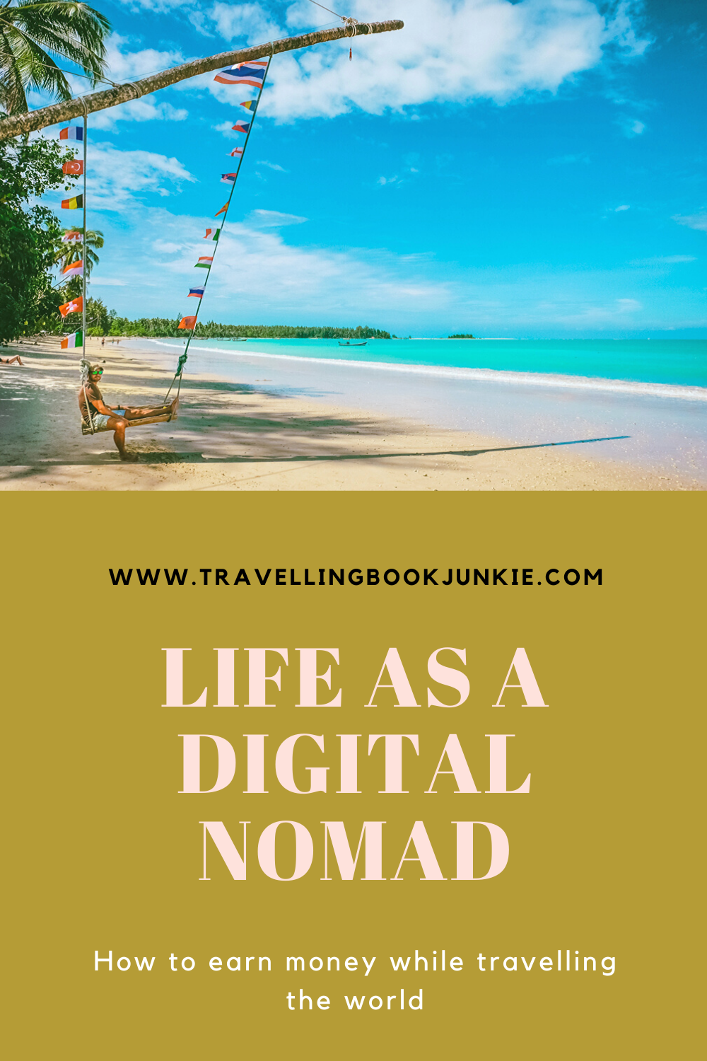 How to travel the world and work independently as a remote digital nomad. Top tips here via@tbookjunkie