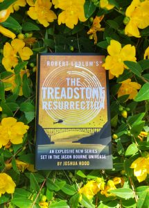 The Treadstone Resurrection by Joshua Wood, part of the Robert Ludlum Treadstone Series