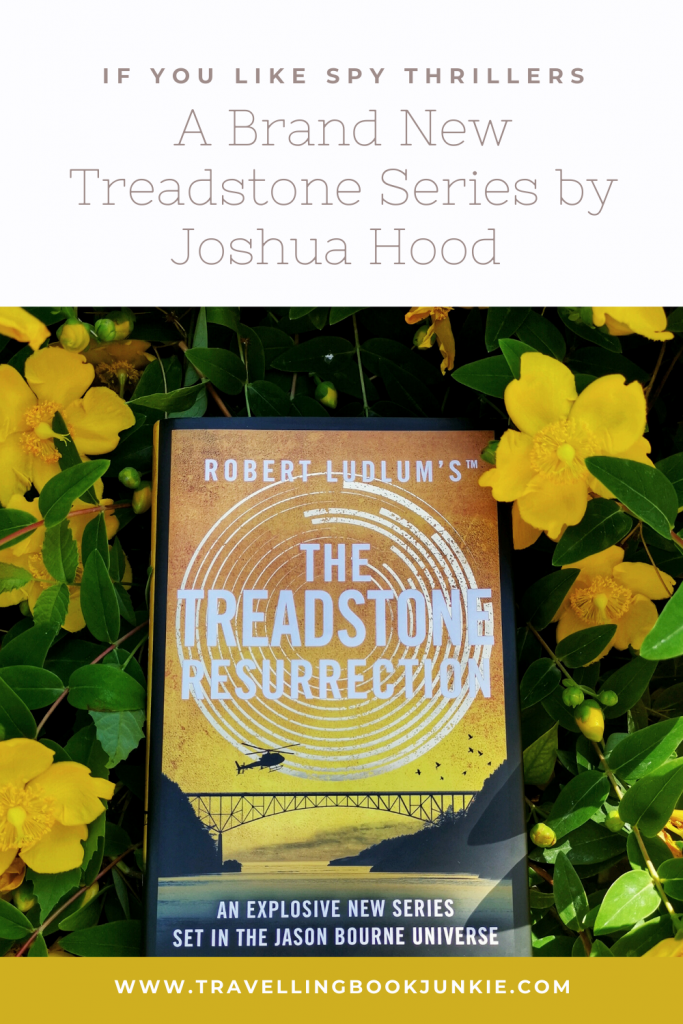 If you enjoy spy thrillers you will love this brand new series by Joshua Wood that follows on from the original Treadstone series by Robert Ludlum. Read the full review via @tbookjunkie