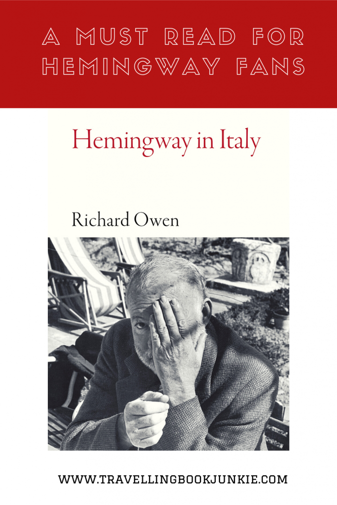 Hemingway in Italy by Richard Owen is part of the Armchair traveller series from Haus Publishing and looks at the authors time in one of his favourite countries. Read the full review via @tbookjunkie