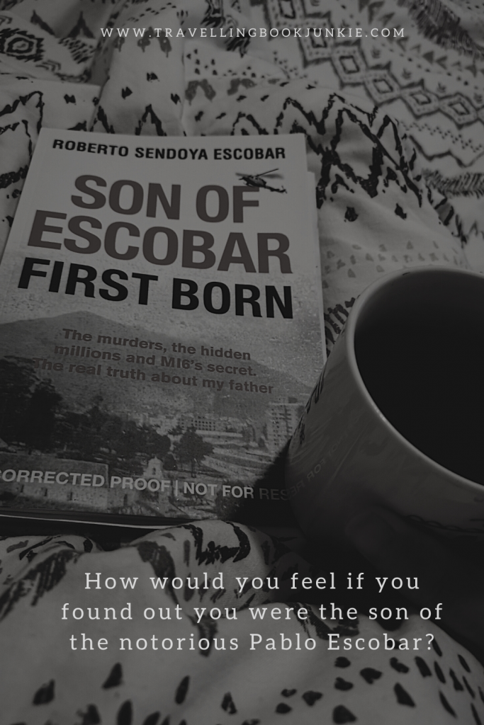Son of Escobar by Roberto Sendoya Escobar is a non fictional read about how he found out he was the son of Pablo Escobar. Read the full review @tbookjunkie