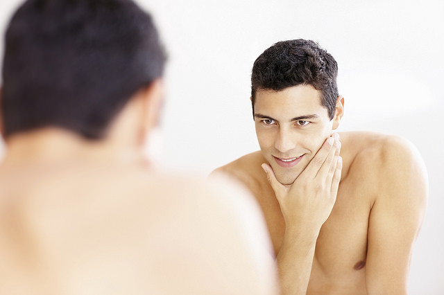 laser hair removal treatment for men