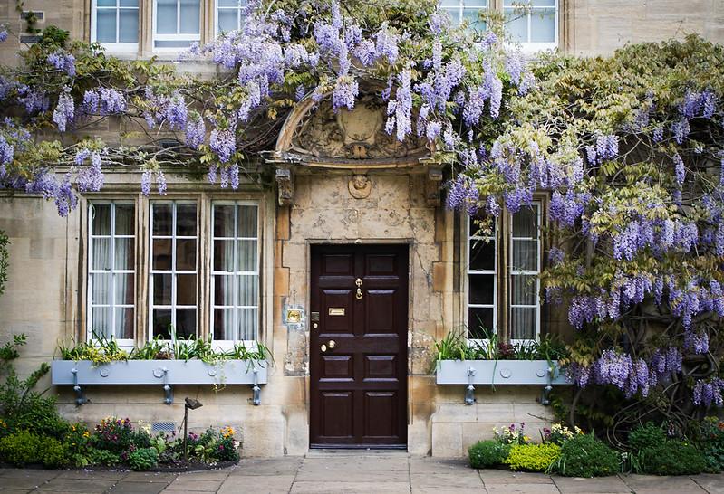 Jesus College Oxford university