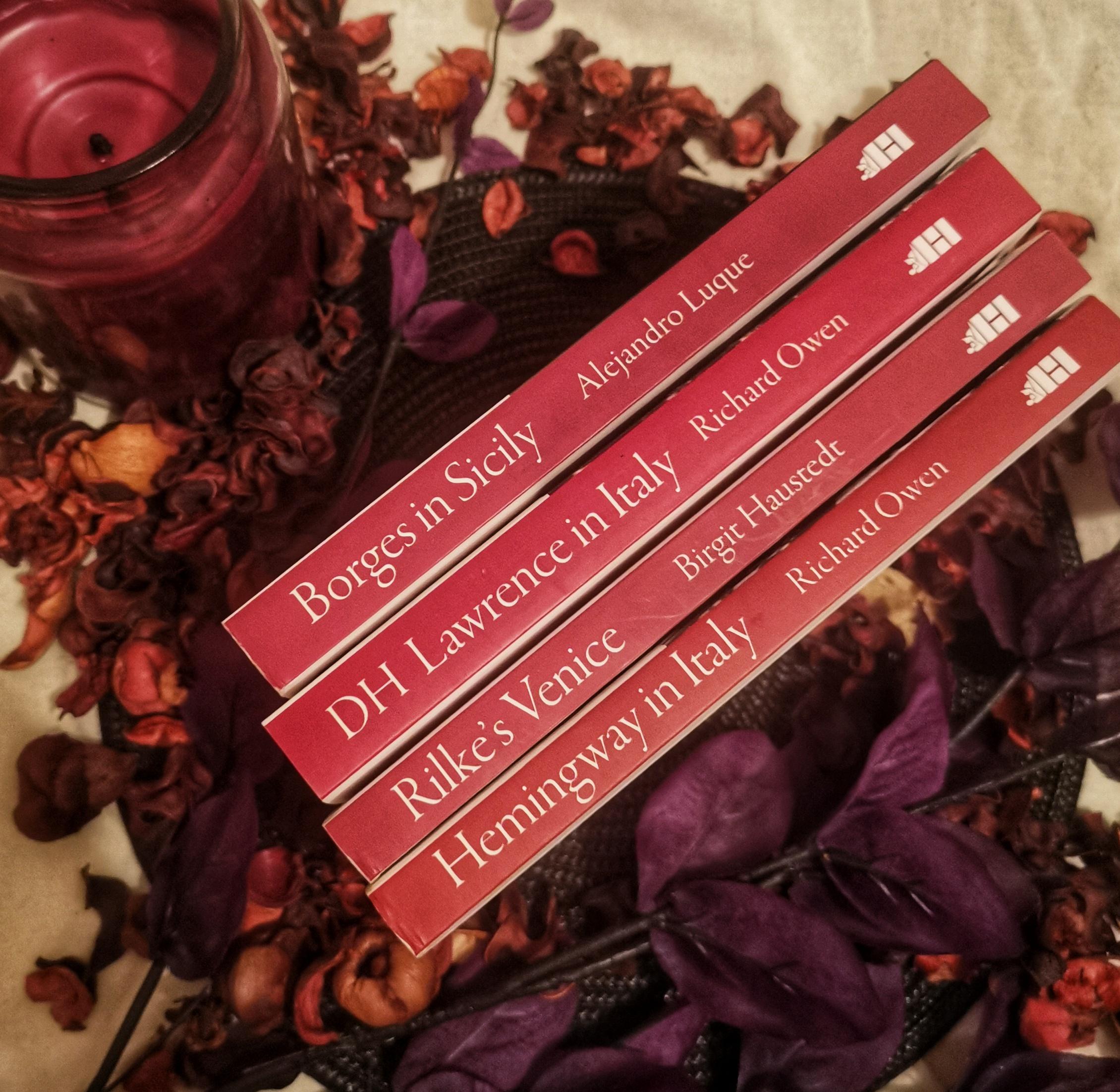 Haus Publishing Italian Armchair travelling series