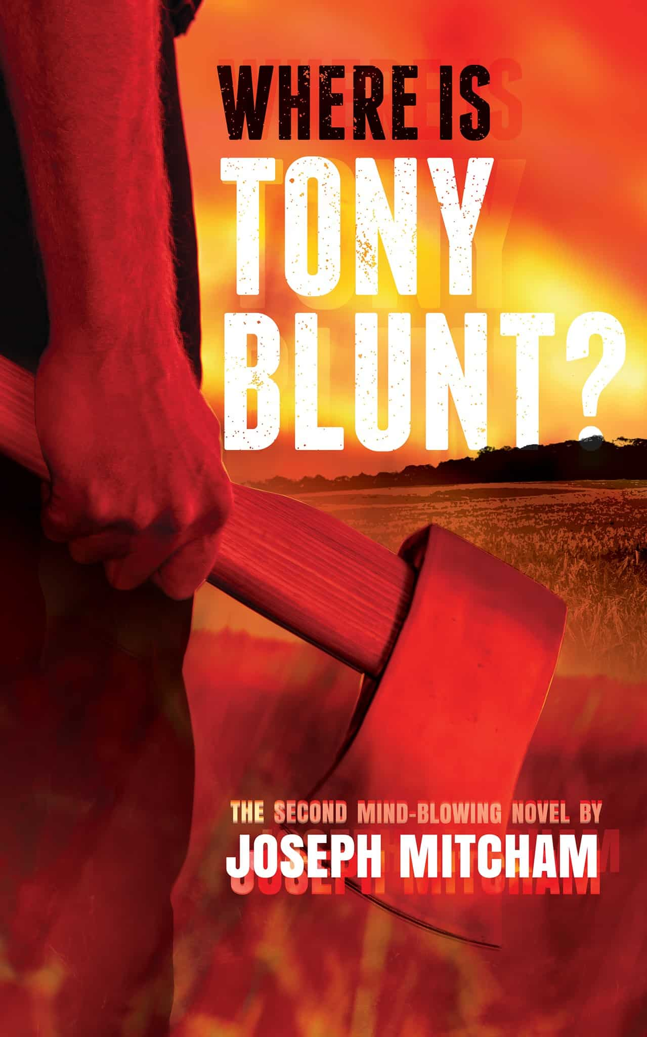 Where is Tony Blunt is part of the atrocities series by Joseph Mitcham. Alex and his multi-agency team are looking to stop a UK terrorist attack by one of their own.