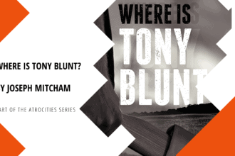 Where is Tony Blunt by Joseph Mitcham is the latest in his atrocities series where a multi-agency task force come together to try to stop terrorism in the UK