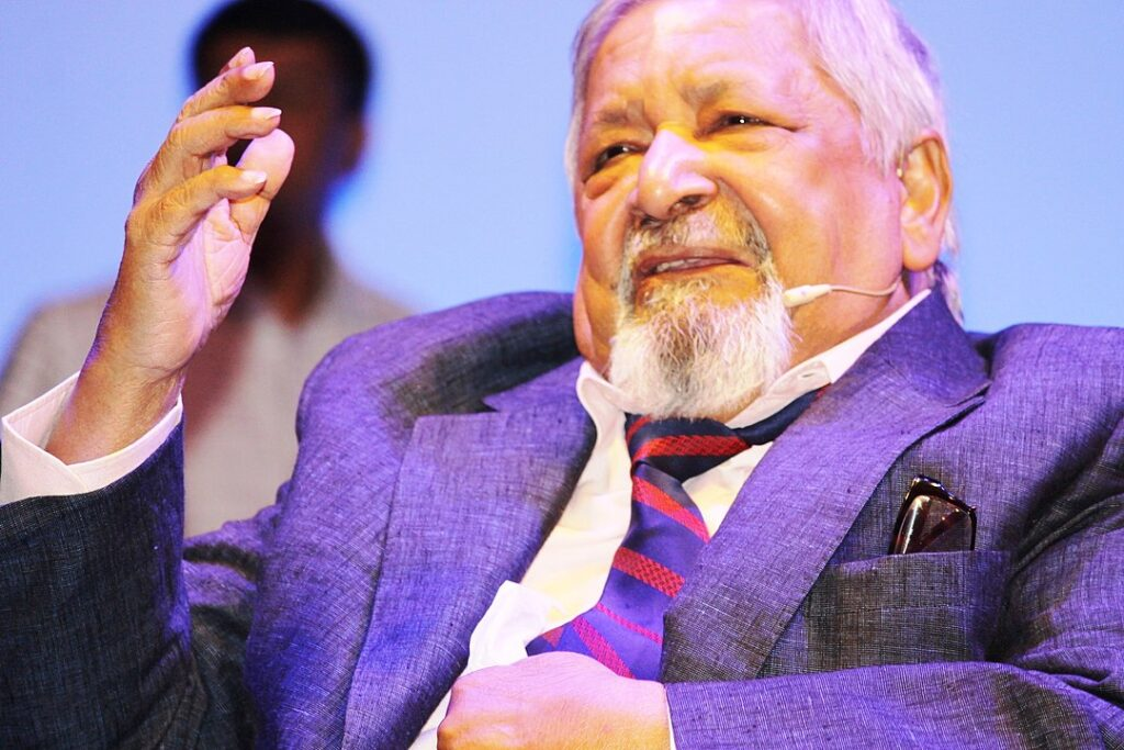 V.S Naipaul Oxford Graduate and author