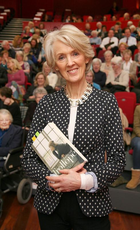 Joanna Trollope, author and Oxford Graduate