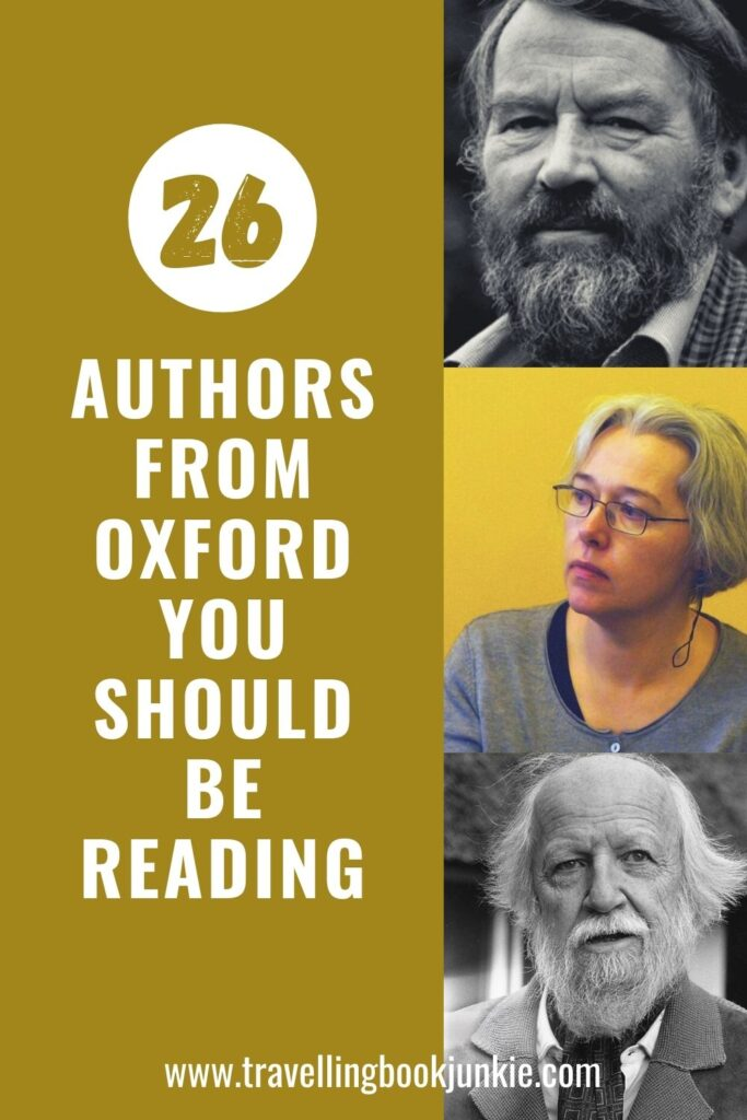 These 26 authors have all either attended Oxford university as a student or lecturer and are some of the best known authors in the world. Find out more via tbookjunkie about which famous authors you are associated with the oldest university in the uk
