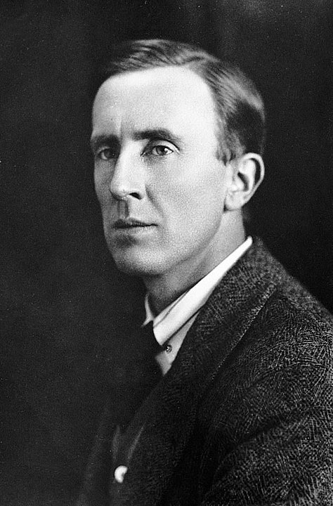 J.R.R. Tolkien, author of the Lord of the Rings and a member of the Inklings group at Oxford University