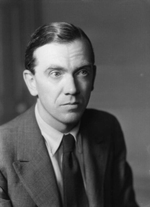 Graham Greene author of The Quiet American