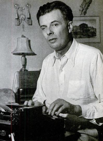 Aldous Huxley author of Brave New World
