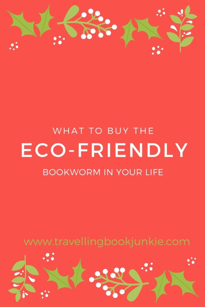 Eco-friendly gift guide for bookworms