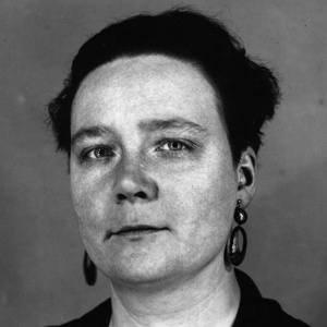 Dorothy L. Sayers, graduate from Oxford, and crime writer of the Lord Wimsey Series