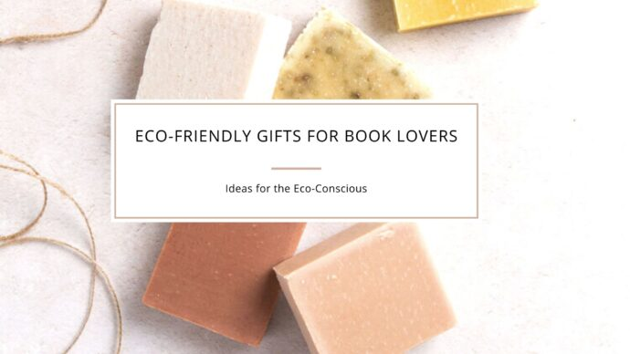 Eco-friendly gift guide for bookworms this Christmas