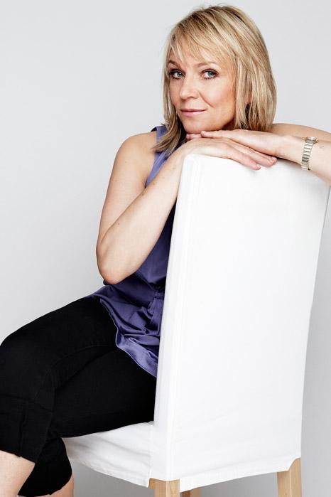 Helen Fielding author of Bridget Jones's diary