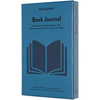 Book journal for all your bookish notes of authors and their novels ideal for any bookworm