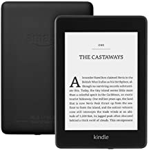 Black paperwhite kindle for your bookworm who wants something different